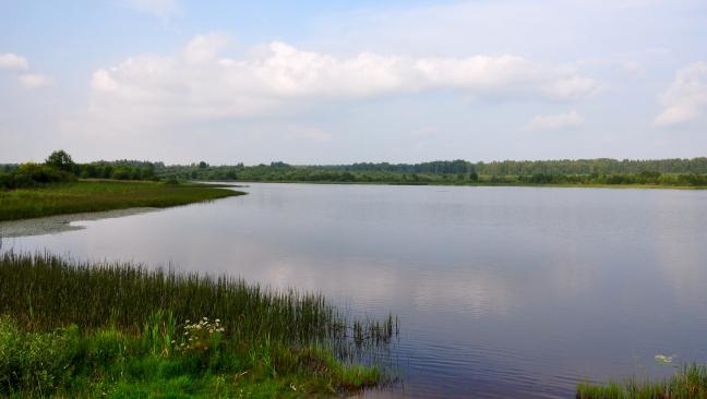 Озеро в Ровном